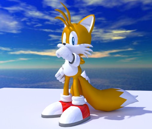 miles tails sonic 25hth
