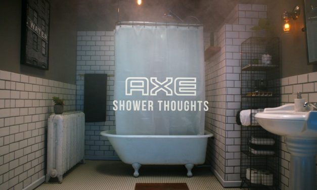 Axe's <i>Shower Thoughts</i> Campaign Revealed How Awful Our Shower Thoughts Are