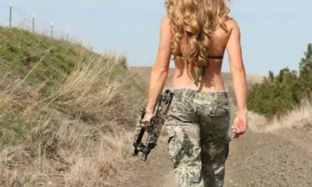 The Hottest Female Huntresses To Roam Planet Earth