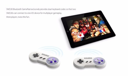 Buy This: 8bitdo SNES30 Wireless Bluetooth Controller