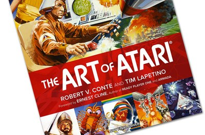 <i>The Art of Atari</i> Is Essential Bathroom Reading