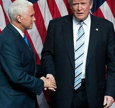 Donald Trump & Mike Pence and 7 More Love-Hate Relationships