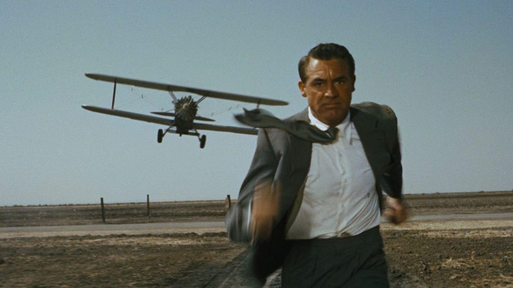 hitchcock north by northwest quote