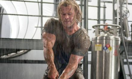 How To Get Jacked Like Chris Hemsworth's Thor