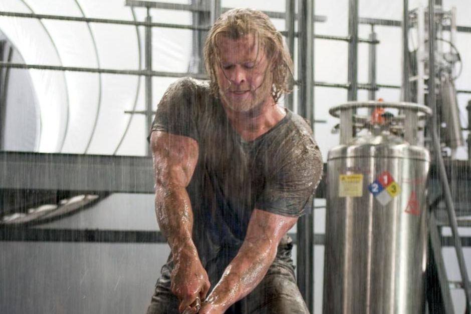 thor exercise body