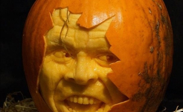 9 Kick Ass Jack O'lanterns That Will Totally Win Halloween