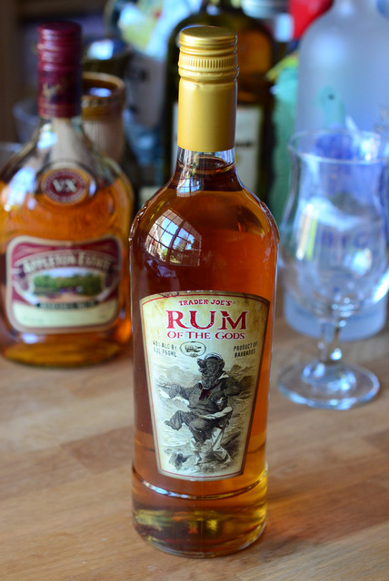 Rum Review: Trader Joe's Rum of the Gods