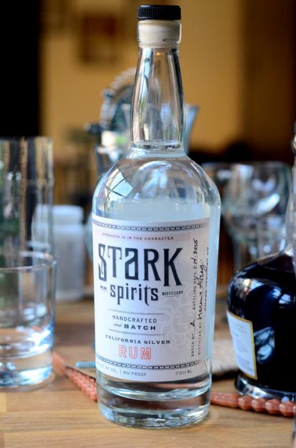 Tiki Tasting: Stark Spirits California Silver Rum