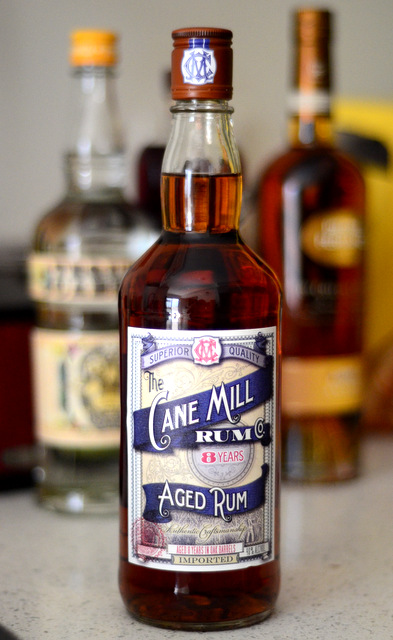 Tiki Tasting: The Cane Mill Rum 8 year
