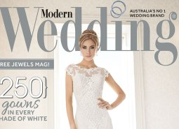 Modern Wedding Magazine Spring Edition 2014