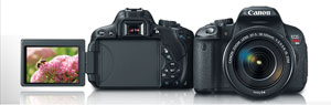 Canon Revel T4i DSLR Camera