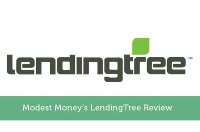 Modest Money's LendingTree Review - Modest Money