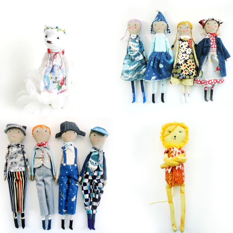 modflowers dolls