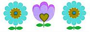modflowers new divider flowers