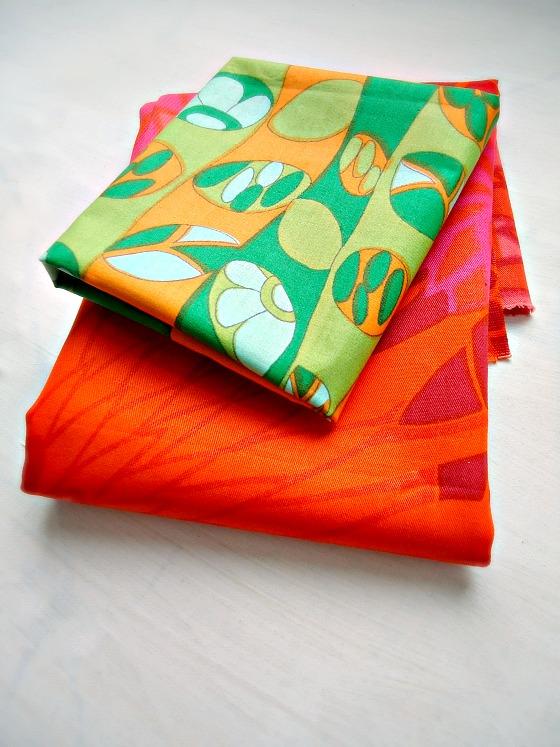 modflowers: bee & bird fabrics