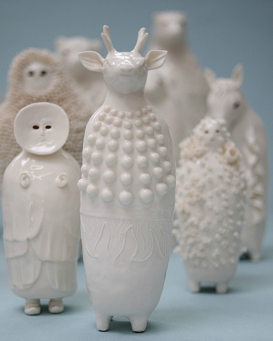 modflowers: recent work by Sophie Woodrow