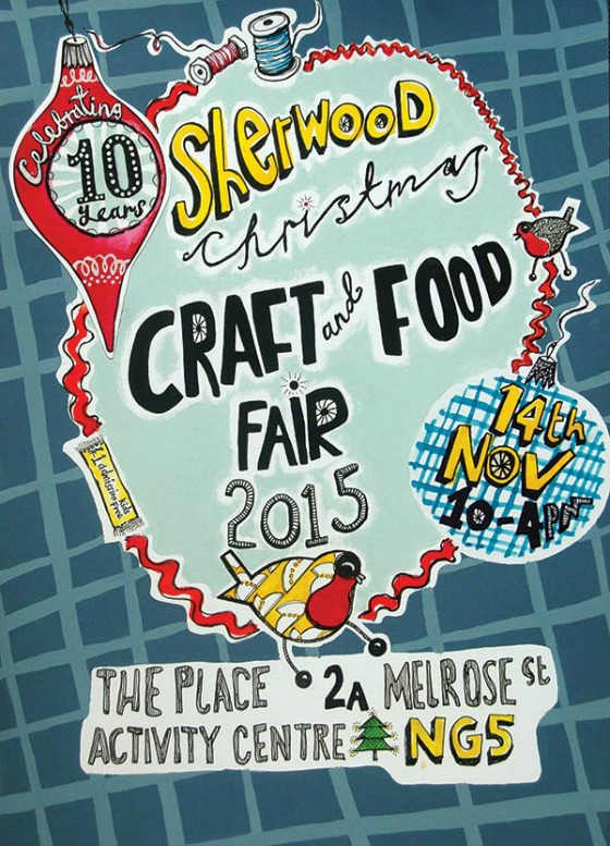 Sherwood Craft and Food Fair 2015