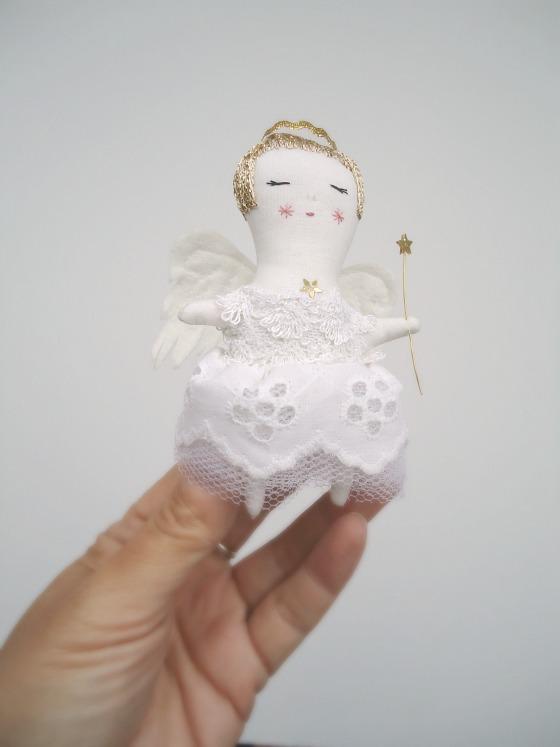 modflowers: fairy angel doll
