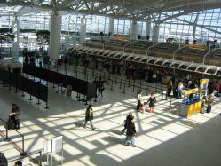 JFK T4 Departures