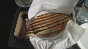 Panini from Cafe Car.