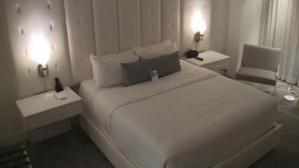 the Delano Las Vegas Suite