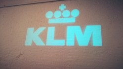 New KLM Business Class Seat at NYC PopUp