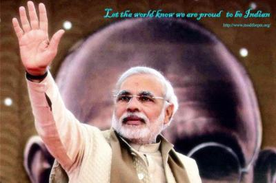 Narendra Modi Quotes On HD Image Wallpaper