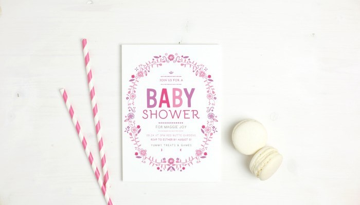 Paper Stationary Makes Celebrations Extra Special