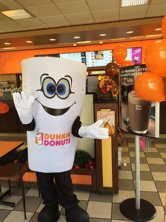 Lucky Man Makes Dunkin' Run and Wins Big