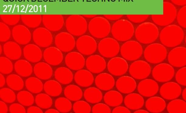 Techno Mix – December 2011
