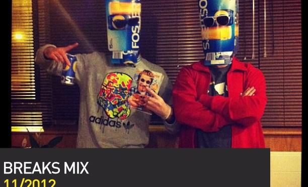 November 2012 Breaks Mix