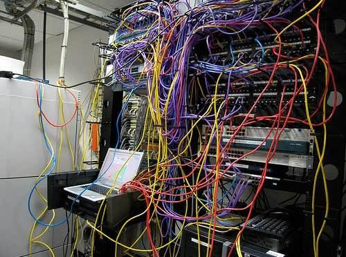 Lab Storage Changeover. iSCSI to NFS.