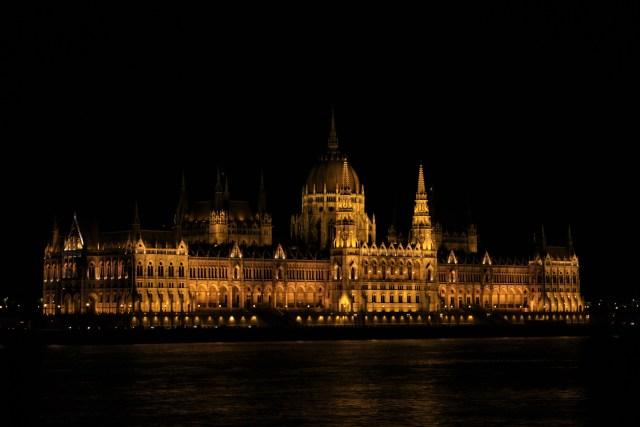 Budapeszt nocą - część III