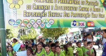 Evento destaca Combate Contra Abuso e Exploração Sexual em Moju!