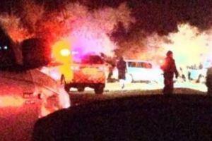 سيارة تدهس عائلة سعودية خلال نزهة في حائل وتصرع شخص