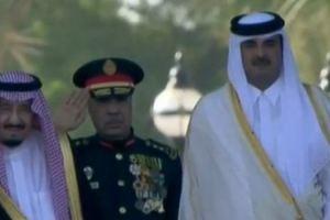 الصحف القطرية تنوه بزيارة خادم الحرمين الشريفين للدوحة