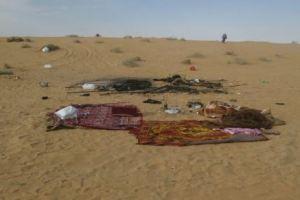 وفاة شاب حرقًا في خيمة وسقوط طفل من منور باستراحة ببريدة (بريدة)