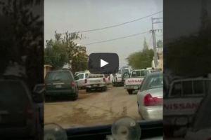بالفيديو.. شاب يطلق النار على آخر في حي الاماراة بطريف ويسلم نفسه