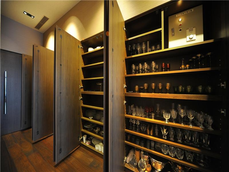 Tokyo Penthouse - Storage Space