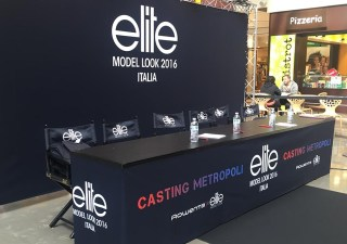 Elite Model Look Italia 2016 casting Metropoli