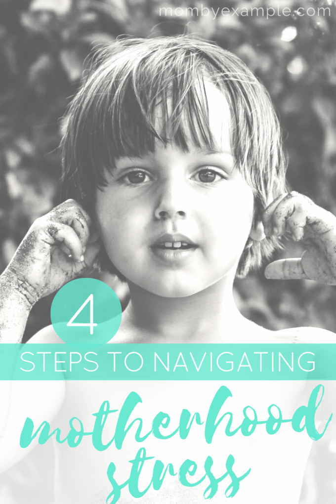 4 steps to navigating motherhood success