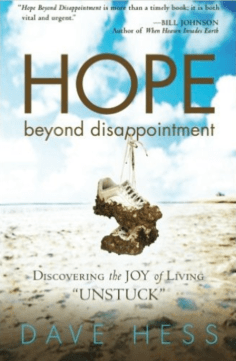 hope beyond disappointment