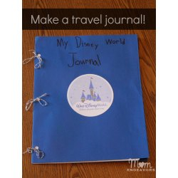 Thrifty Sap Kids Travel Journal Missing School An Book How To Make A Journal Entry A Have Kids Make A Travel How To Make A Journal Out