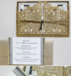 Horrible Pin It Glam Gatef Wedding Invitationsmomental Designs Vow Renewal Invitations Etsy Vow Renewal Invitations Cheap