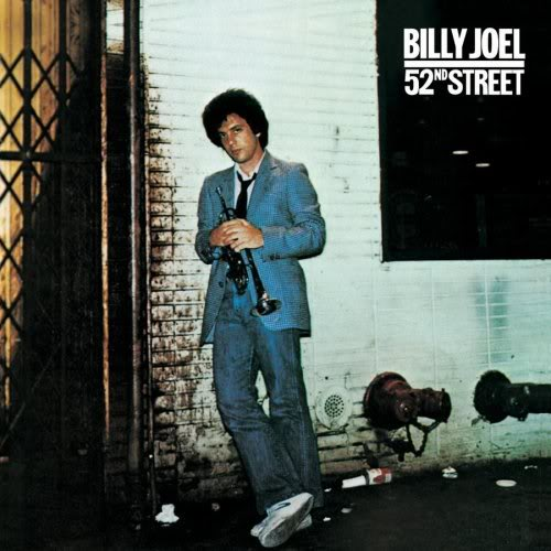 Billy Joel - 52nd Street (courtesy Sony Music Entertainment; photo: Jim Houghton)