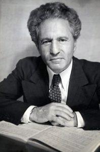 Karl Weigl, ca. 1940