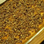 A Smashing Sweet Potato Casserole Recipe