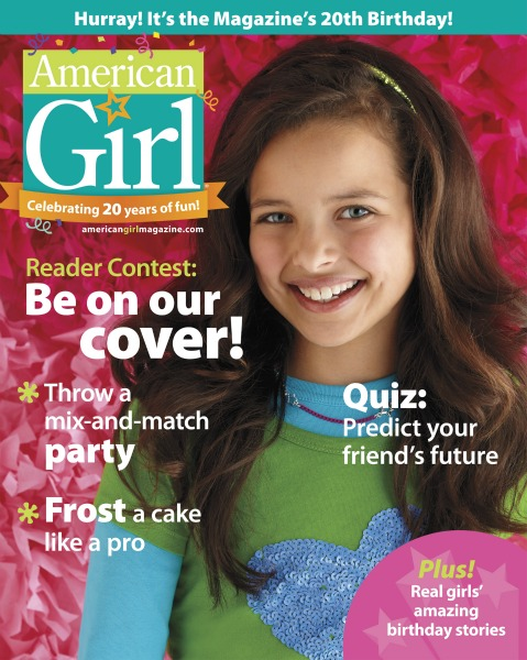 Credit: American Girl magazine