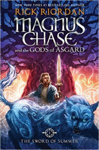 Magnus Chase Holiday Giveaway