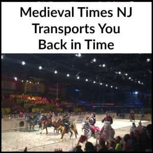 Medieval Times NJ Transports You Back in Time